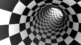 Метафора шахмат устремленности 3D анимация Безшовный закреплять петлей сток-видео