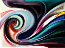 Метафоричная краска Стоковая Фотография