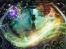 Метафоричная мечта Стоковые Изображения RF