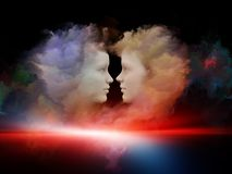 Метафоричное единство Стоковые Фото