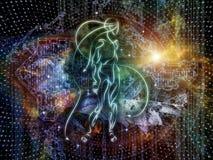 Метафоричное соединение Стоковое Изображение