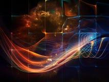 Метафоричный космос Стоковые Изображения