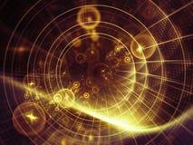 Метафоричный космос Стоковое фото RF