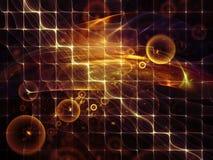 Метафоричный космос Стоковая Фотография RF