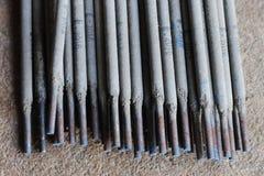 Металл заварки сварщиков Стоковое фото RF