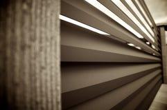 металл загородки самомоднейший Стоковое Изображение RF