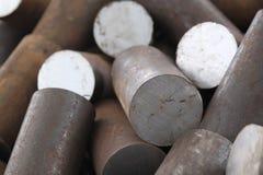 металл заготовки круглый Стоковое фото RF