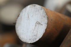 металл заготовки круглый Стоковые Фото
