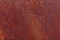 металл заржавел текстура Стоковые Фотографии RF