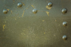 Металлическая зеленая воинская предпосылка Стоковое Изображение RF