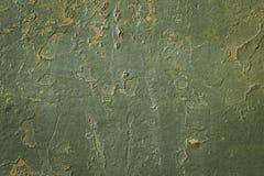 Металлическая зеленая воинская предпосылка Стоковая Фотография