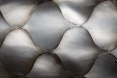 Металлическая предпосылка масштабов Стоковое Фото