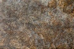 Металлическая пластина, вытравленный, старая Текстура старая Стоковая Фотография RF