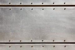 Металлическая пластина Стоковая Фотография RF