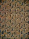 Металлическая текстура утюга Стоковое фото RF