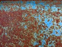 Металлическая текстура утюга Стоковые Изображения RF