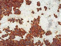 Металлическая текстура утюга Стоковая Фотография RF