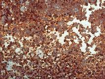 Металлическая текстура утюга Стоковое Изображение