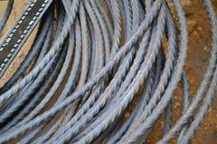 Металлические стержни Стоковая Фотография RF