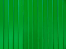 Металлический лист покрытый цветом в форме волн Стоковая Фотография RF