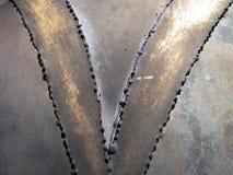 Металлический поверхностный конспект Стоковые Фото