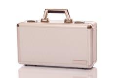 Металлический чемодан Стоковое Фото