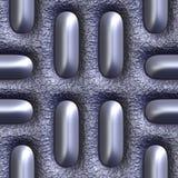 Металлическое pattern2 Стоковые Фотографии RF