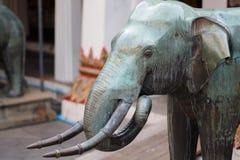 Металл или сталь слона Стоковое Изображение