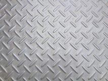 металлопластинчатая текстура отражения Стоковое Фото