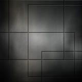 металл почищенный щеткой предпосылкой иллюстрация вектора
