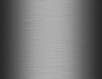 Металл, предпосылка текстуры нержавеющей стали Стоковая Фотография