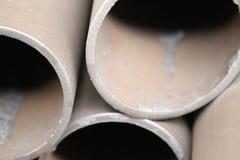 Металл профилирует трубу Стоковые Фотографии RF