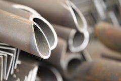 Металл профилирует трубу Стоковые Изображения