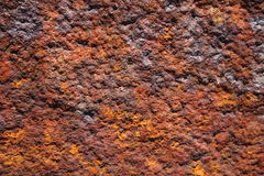 Металл ржавчины Стоковые Фотографии RF
