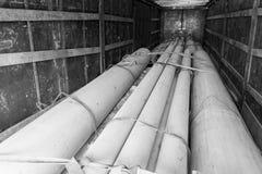 Металл трубы Стоковое Изображение RF