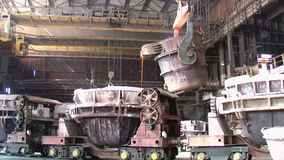 металлургия сток-видео
