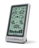 Метеорологическая станция цифров Стоковое Изображение