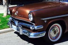 Метеор Ниагара Ford (1954) Стоковые Фотографии RF