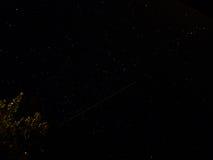 Метеор Perseid Стоковые Фотографии RF