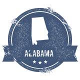 Метка Алабамы бесплатная иллюстрация