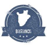 Метка Бурунди бесплатная иллюстрация