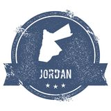 Метка Джордана бесплатная иллюстрация
