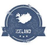 Метка Исландии бесплатная иллюстрация