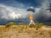 Метка моря Стоковые Изображения RF