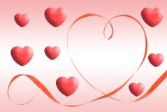 метка сердца иллюстрация вектора