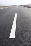 Метки дороги Стоковое Изображение RF