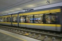 метро Стоковое фото RF
