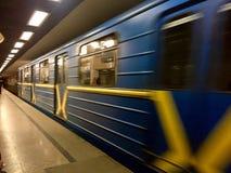 метро Стоковые Фото