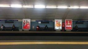 метро Стоковое Фото
