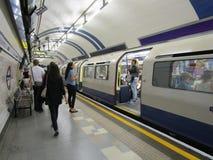 метро Стоковая Фотография